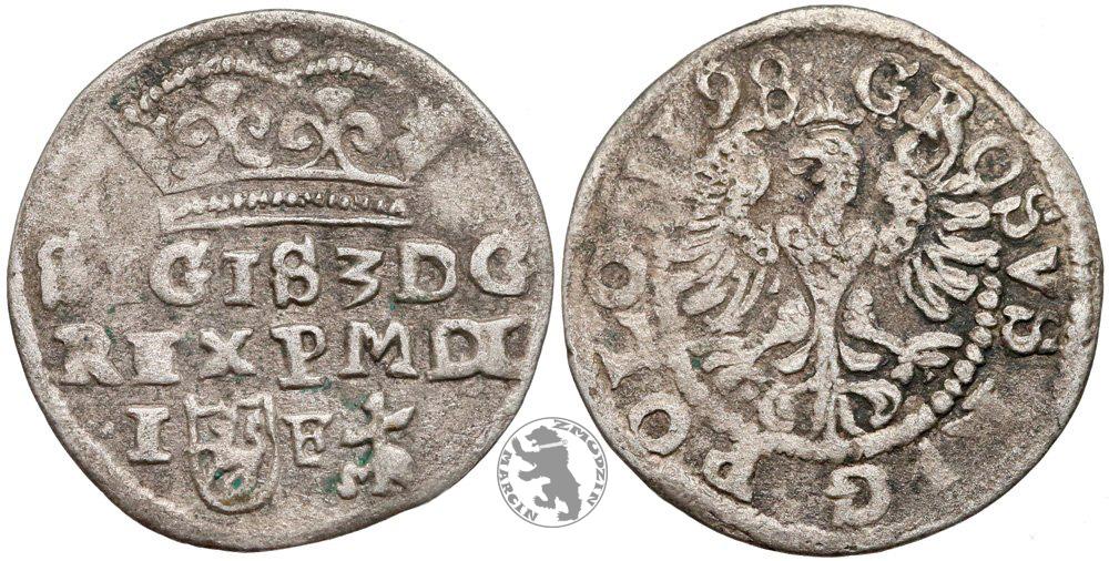 Grosz 1598, czyli wielka rzadkość z mennicy lubelskiej