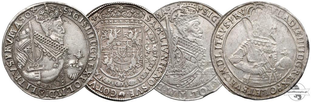 Talary Zygmunta III Wazy i Władysława IV